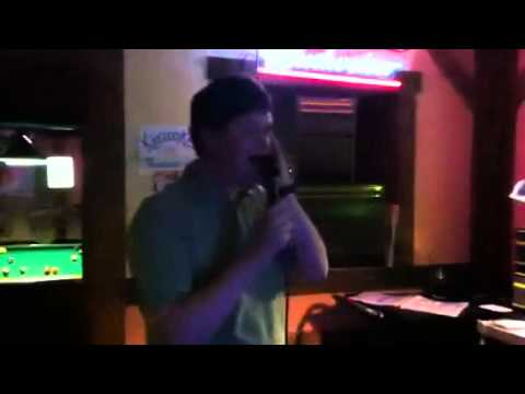 Nick Baker Phil Collins - In the Air Tonight Karaoke