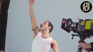 Download Behind The Scenes Bohemian Rhapsody Movie Live Aid