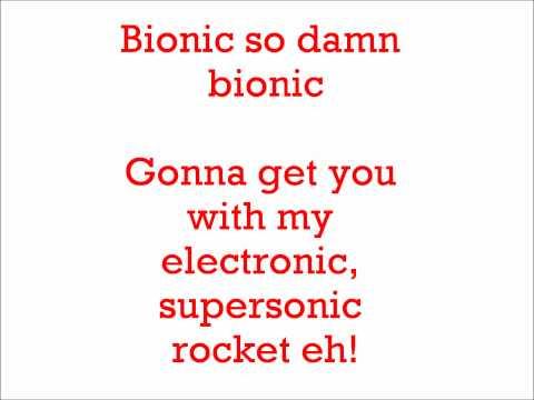 Christina Aguilera- Bionic lyrics