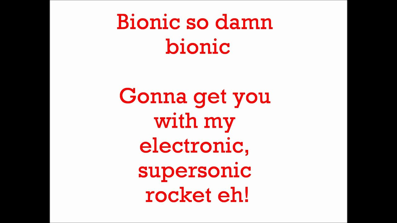 Christina Aguilera – Bionic Lyrics | Genius Lyrics