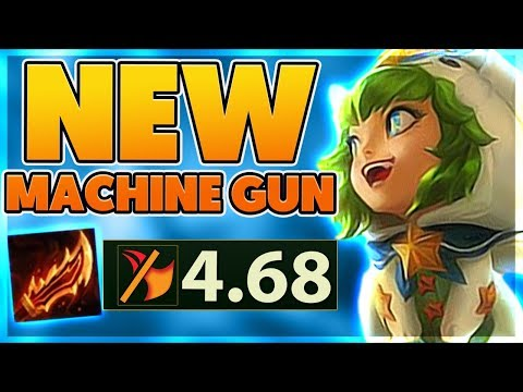 *NEW* MAX ATTACK SPEED (SKIN SPOTLIGHT) - BunnyFuFuu