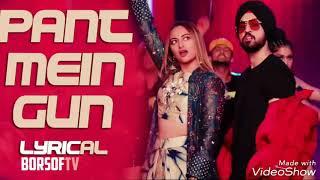 Pant mein Gun ( full audio song) Iifa award 2018 performance   daljit dosanjh