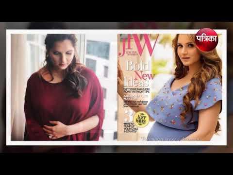 Sania Mirza Latest Photo shoot For a Magazine