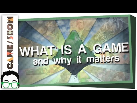 What is a game? And why it matters! | Game/Show | PBS Digital Studios