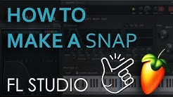 How to make snaps in FL Studio - What is Snaps Sound Effect?