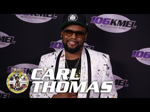 """Carl Thomas Talks New Single """"Love Ingredients"""" & The Current State of R&B"""