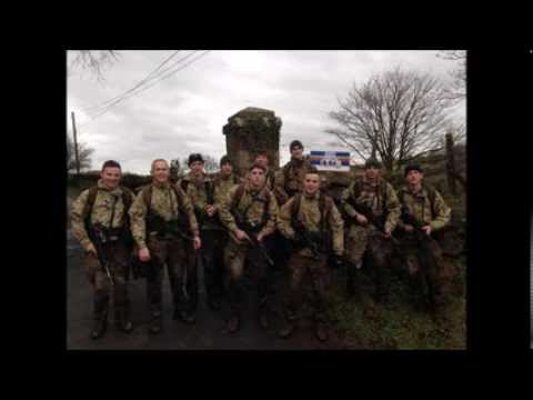 Royal Marines 168 Troop Video