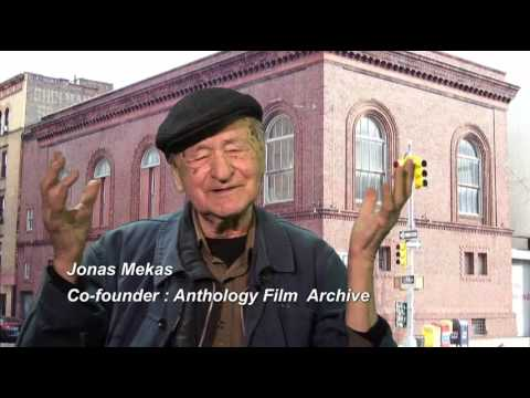 Jonas Mekas HD Original air date 03-15-16