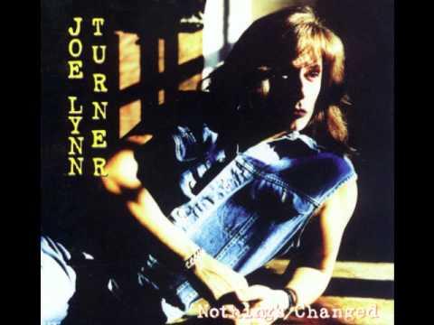 Joe Lynn Turner - Nothing's Changed