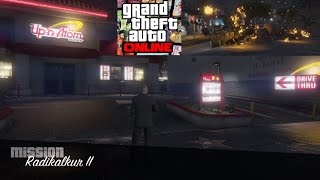 GTA 5 Online RADIKALKUR 2 Let´s Play Gameplay HD+ German Deutsch