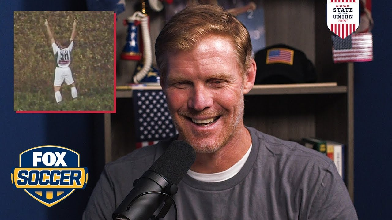 Download Alexi Lalas on his most memorable goal celebration | ALEXI LALAS' STATE OF THE UNION PODCAST