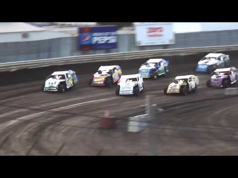 IMCA Sport Mod Heat 1 Pepsi Lee County Speedway 9/14/19