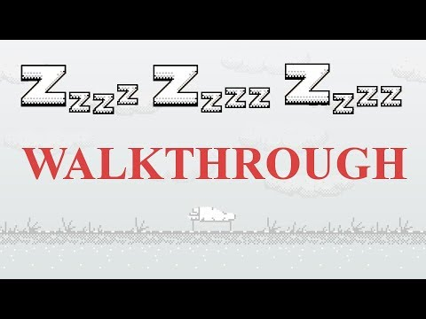 Zzzz-Zzzz-Zzzz Walkthrough