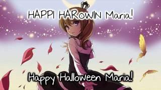 Happy Halloween Maria Eng & Romaji Subtitles