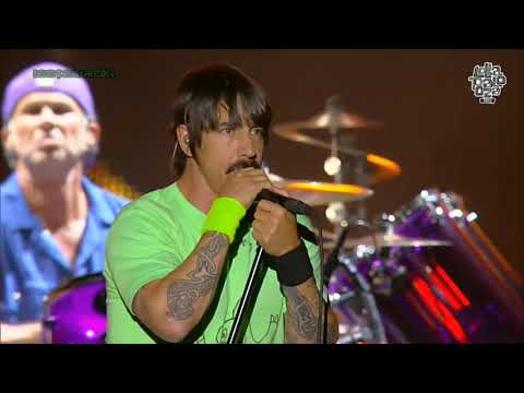 Red Hot Chili Peppers - En Vivo Lollapalooza Chile 2018 HD