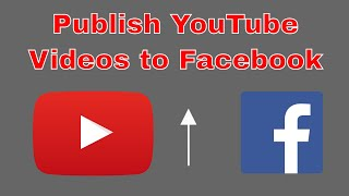 Gambar cover How to post YouTube videos on Facebook | Easily Publish YouTube Videos To Facebook! - MUB