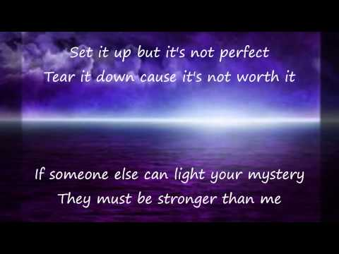 Melissa Etheridge ~ Stronger Than Me w/lyrics