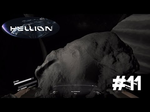 Hellion - 11 - Mining and Refining
