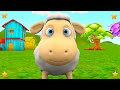 Kids English Nursery Rhymes Video Collection | 3D Baby Songs