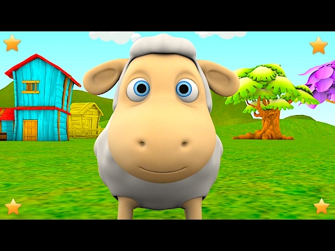 Kids English Nursery Rhymes  Collection  3D Ba Songs