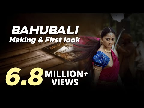Thumbnail: Bahubali Making And First Look - Anushka First Look