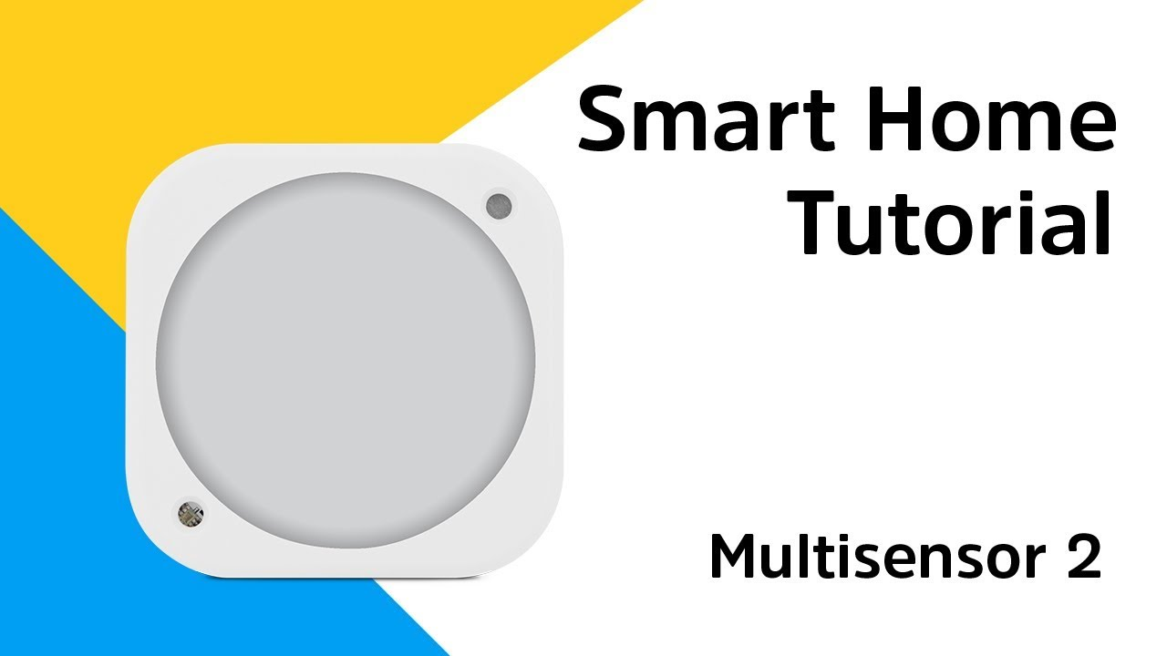 Video: Multisensor 2 Anleitung | So binden Sie den Mulitsensor 2 in Ihr Smart Home System ein.