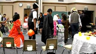 Youth  Of Antioch Halloween Fun Games