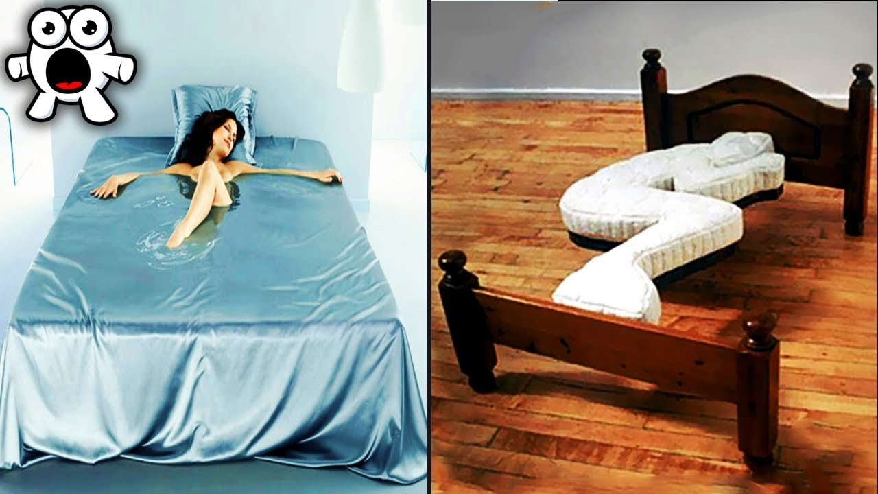 30 Unusual Beds Not Only For Sleep You've Never Seen