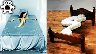 30 Unusual Beds Not Only For Sleep You