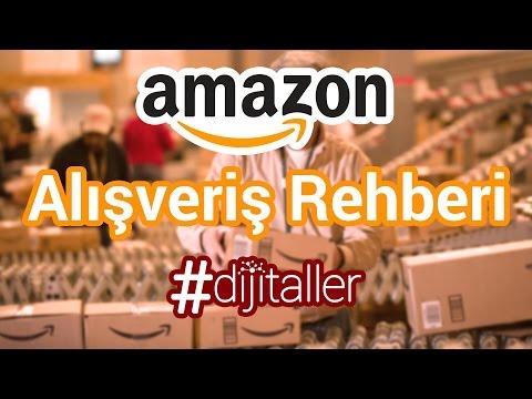 Amazon com Alışveriş Rehberi
