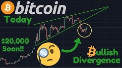 BITCOIN READY FOR NEXT MOVE???   $20,000 BTC SOON As Mining Difficulty Reaches ALL-TIME HIGH!!