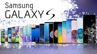 History of the Samsung Galaxy S Series