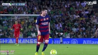 اهداف مباراة برشلونة وريال بيتيس 2-0 شاشة كاملة تعليق عصام الشوالي 30-04-2016-HD