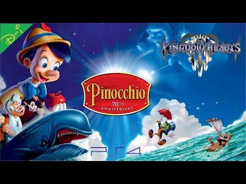 Пиноккио мультфильм смотреть дисней
