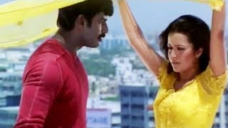 Romantic proposal scene Between Reema sen (Mythili) & Vishal(Ragunandan) | Cinema Junction HD