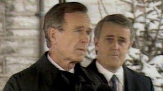 George H.W. Bush on Canada-U.S. relationship: