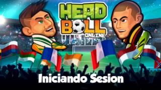 head ball primer partida juega ander
