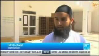 Salafistes Tunisiens au Syrie, pour le Djihed