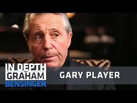 Gary Player: Golf Lessons Hurt Tiger Woods' Career
