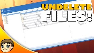 QUICK!! UNDELETE // Power Data Recovery Tutorial [Sponsored]
