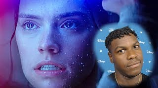 exclusive! Star Wars 9: Rise of Skywalker D23 trailer & intro by John Boyega (2019)