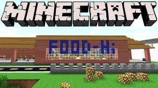 Minecraft - Grocery Store
