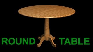 CREATING A 3D TABLE