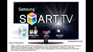 samsung un32h5500 32 inch 1080p 60hz smart led tv