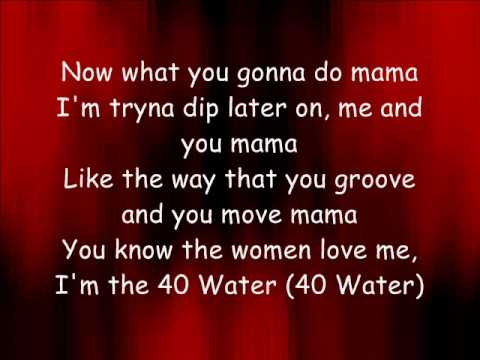 E-40 Feat. T-Pain & Kandi Girl - U And Dat (Lyrics) HQ