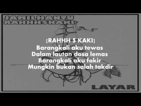Layar 🔞 JAMIL HANTU & RAHHH 5 KAKI
