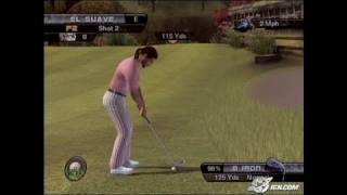 Outlaw Golf 2 Xbox Gameplay - Crusty Leaf course.