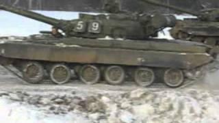 Танковый дрифт.avi