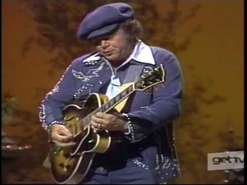 Ayo - RIP, Roy Clark: did you know he could absolutely shred on guitar? Watch.