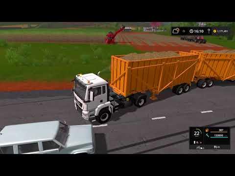 Farming Simulator 17 Platium Edition #05 - VENDENDO A CANA DE AÇUAR